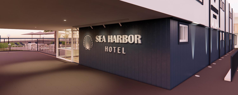 Site Map Sea Harbor Hotel